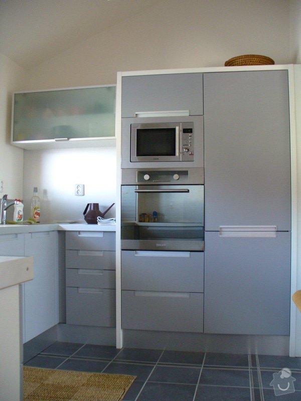 Kuchyne vcetne spotrebicu - rodinny dum: kuchyne5