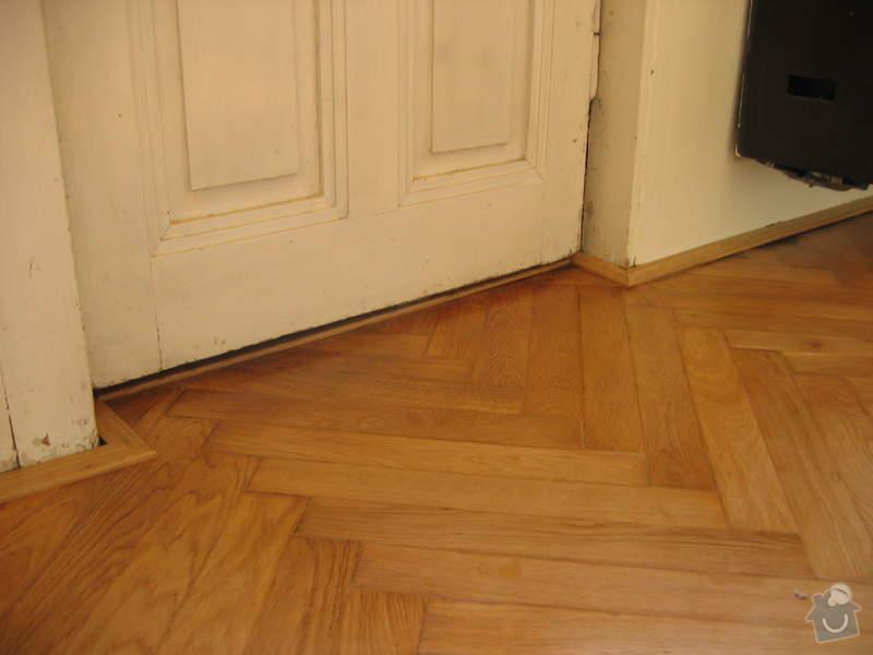 Renovace dubových parket: podlaha_po7