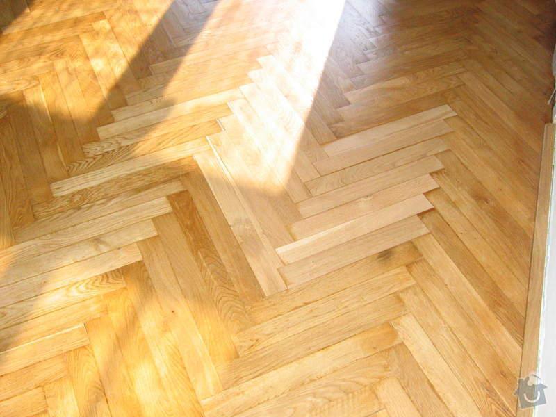 Renovace dubových parket: podlaha_po5