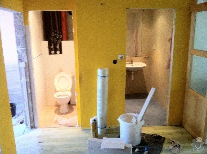 Kompletní rekonstrukce panelového bytu 4+1: haje06