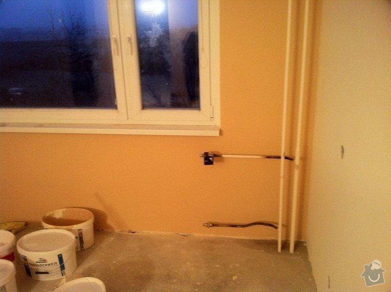 Kompletní rekonstrukce panelového bytu 4+1: haje11