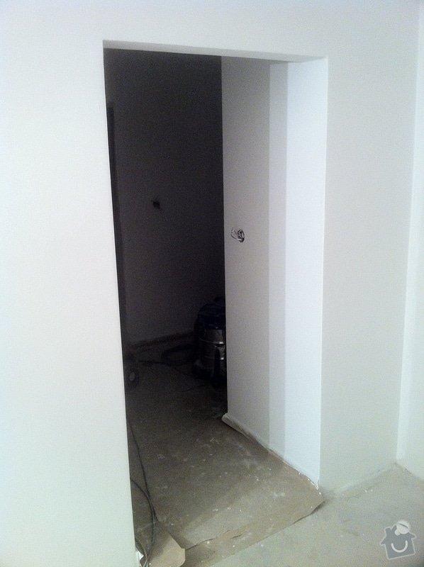 Kompletní rekonstrukce panelového bytu 4+1: haje14