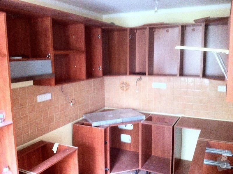Kompletní rekonstrukce panelového bytu 4+1: haje19