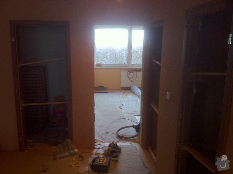 Kompletní rekonstrukce panelového bytu 4+1: haje20