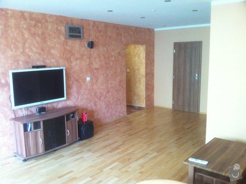 Kompletní rekonstrukce panelového bytu 4+1: haje23