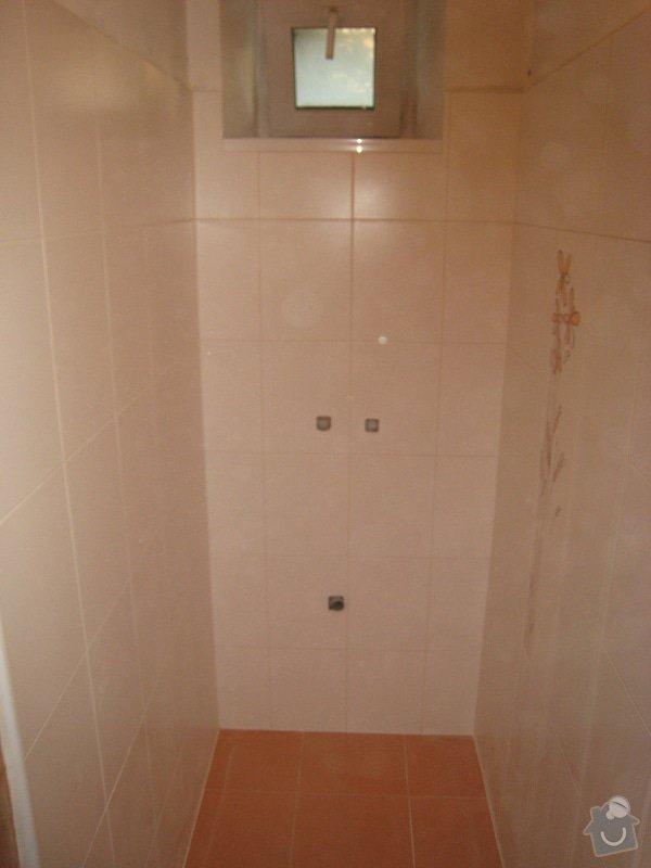 Rekonstrukce koupelny: IMG_2274