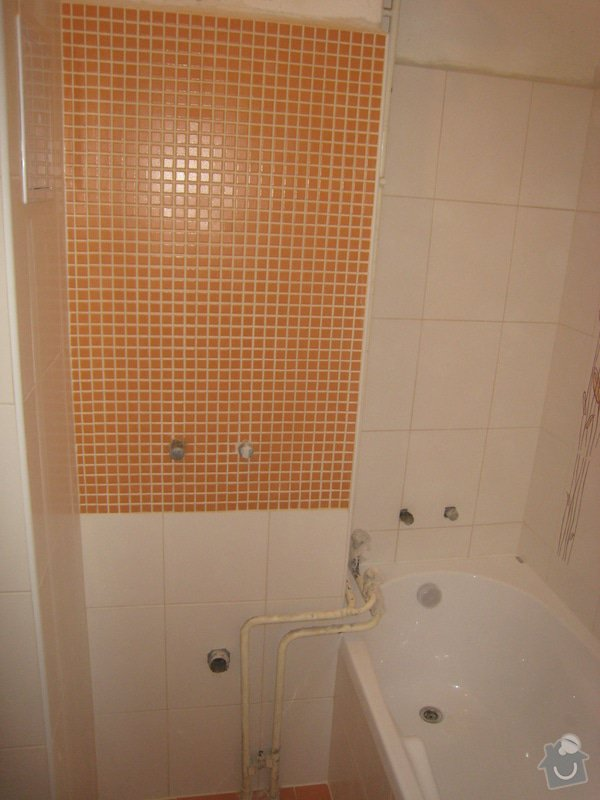 Rekonstrukce koupelny: IMG_2277