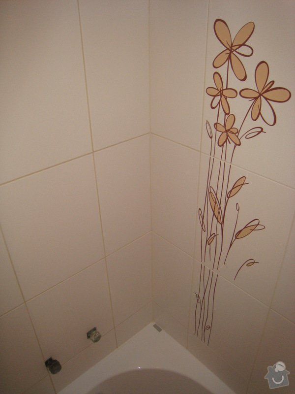 Rekonstrukce koupelny: IMG_2278