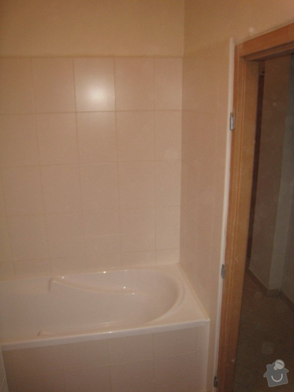 Rekonstrukce koupelny: IMG_2282