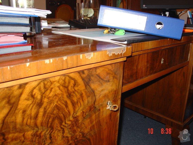 Oprava starožitného psacího stolu: DSC00588
