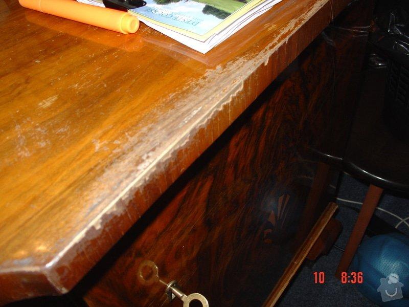 Oprava starožitného psacího stolu: DSC00591