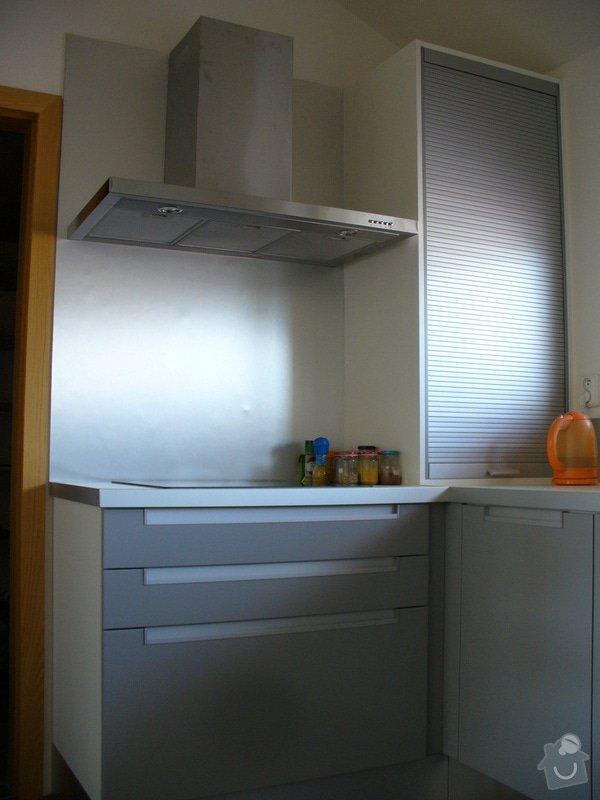 Kuchyne vcetne spotrebicu - rodinny dum: kuchyne6