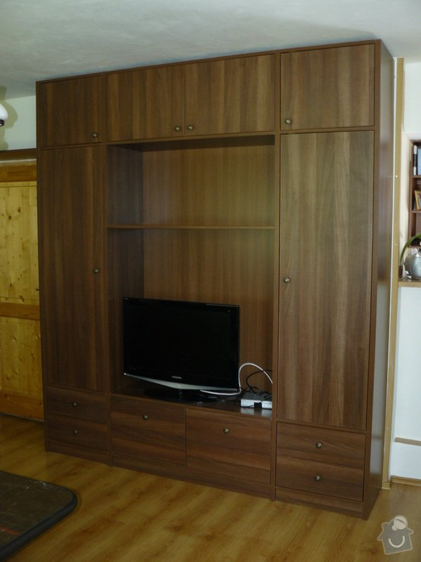 Nábytek do obývacího pokoje: P1040300