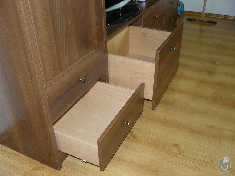 Nábytek do obývacího pokoje: P1040313