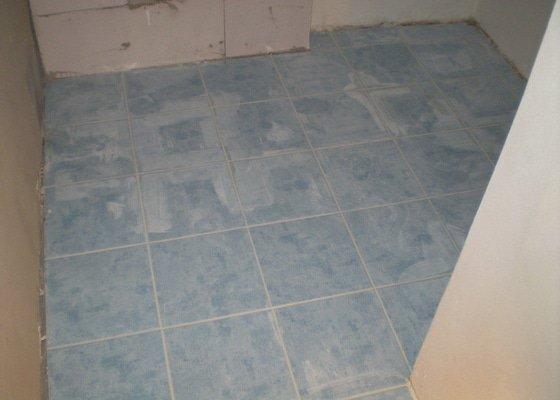 Výstavba nové koupelny a rekonstrukce kuchyně
