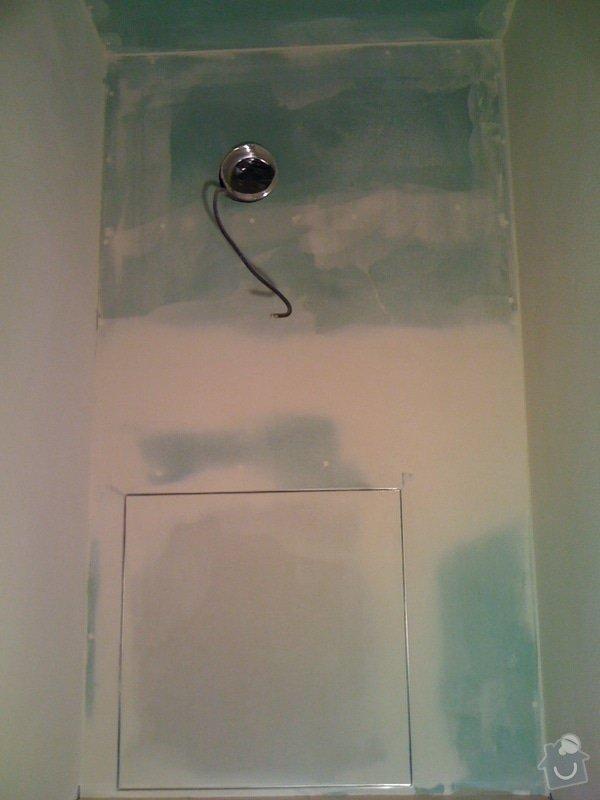 Rekonstrukce koupelny a wc v rodiném domě: IMG_1415