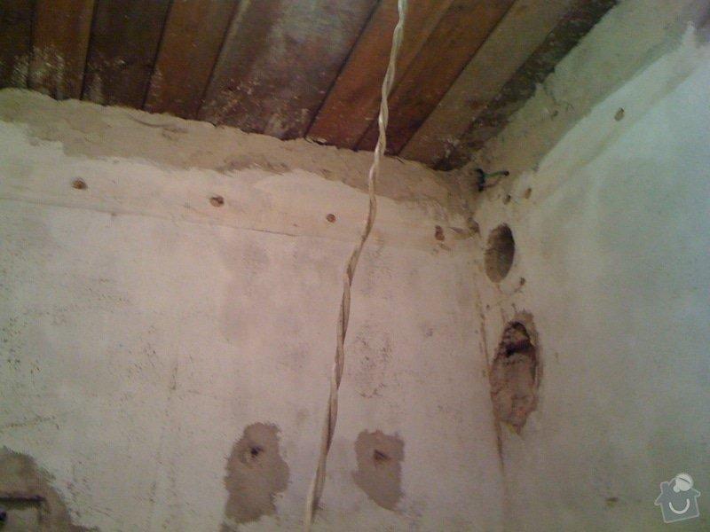 Rekonstrukce koupelny a wc v rodiném domě: IMG_1398
