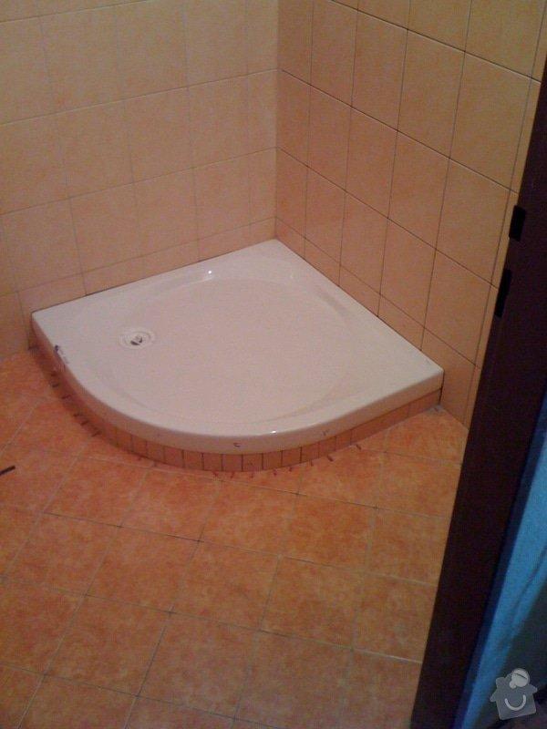 Rekonstrukce koupelny a wc v rodiném domě: IMG_1418