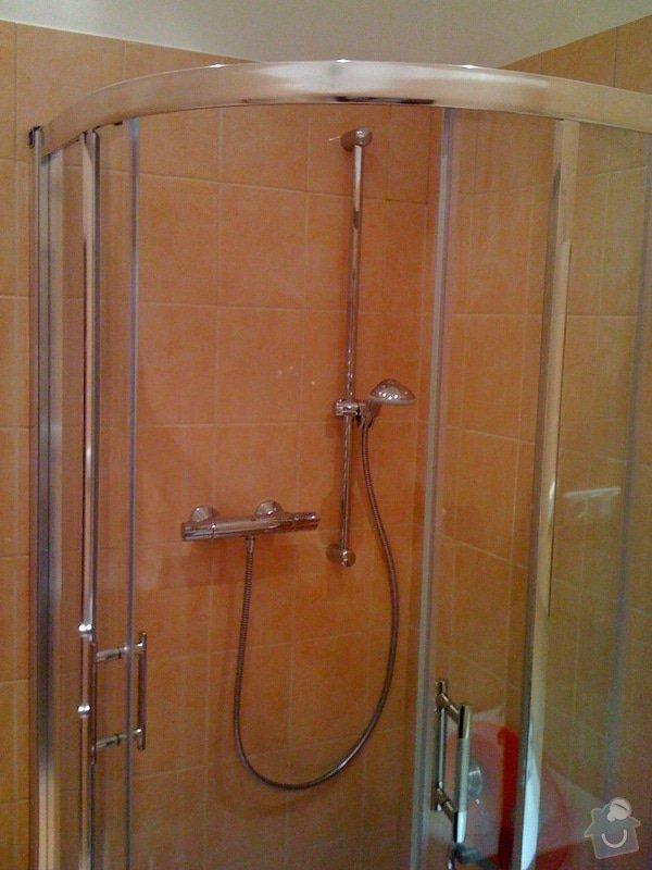Rekonstrukce koupelny a wc v rodiném domě: IMG_1426