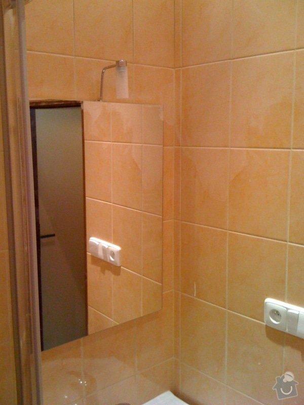 Rekonstrukce koupelny a wc v rodiném domě: IMG_1428