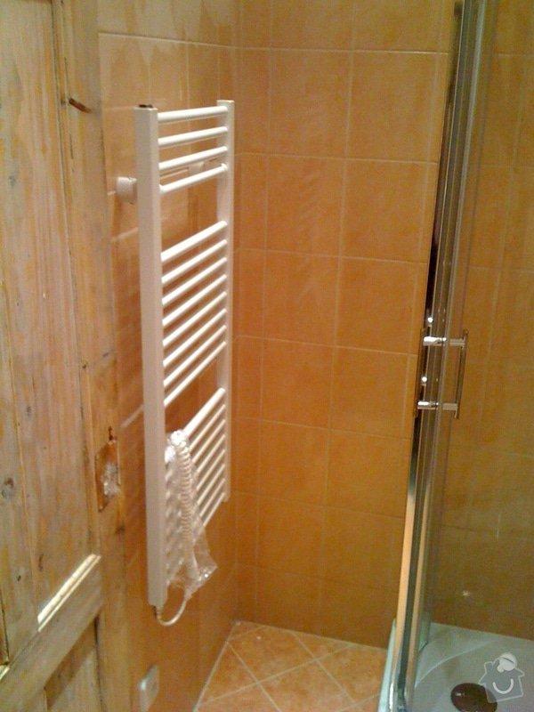Rekonstrukce koupelny a wc v rodiném domě: IMG_1429