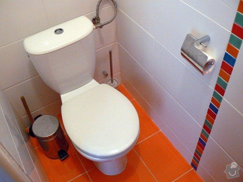 Rekonstrukce bytu, nová koupelna a WC: R_P1030108