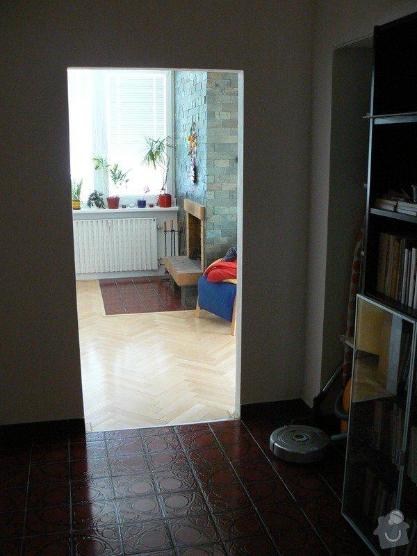 Rekonstrukce bytu, nová koupelna a WC: R_P1030109