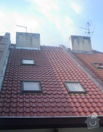 Rekonstrukce střechy: strecha