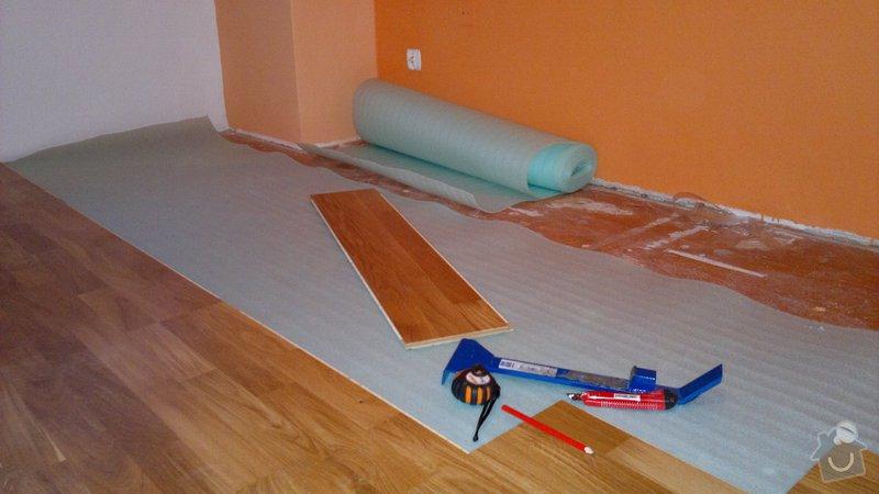 Malování a pokládka plovoucích podlah: pokladka_drevene_plovouci_podlahy