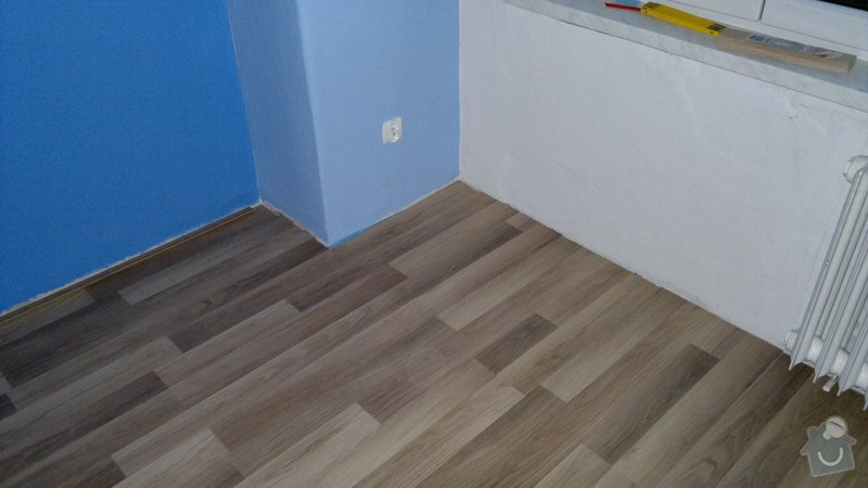 Malování a pokládka plovoucích podlah: pokladka_laminatove_plovouci_podlahy