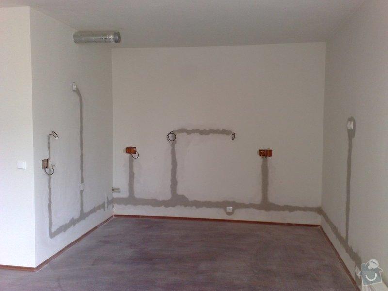 Nová elektroinstalace pro kuchyň: 004