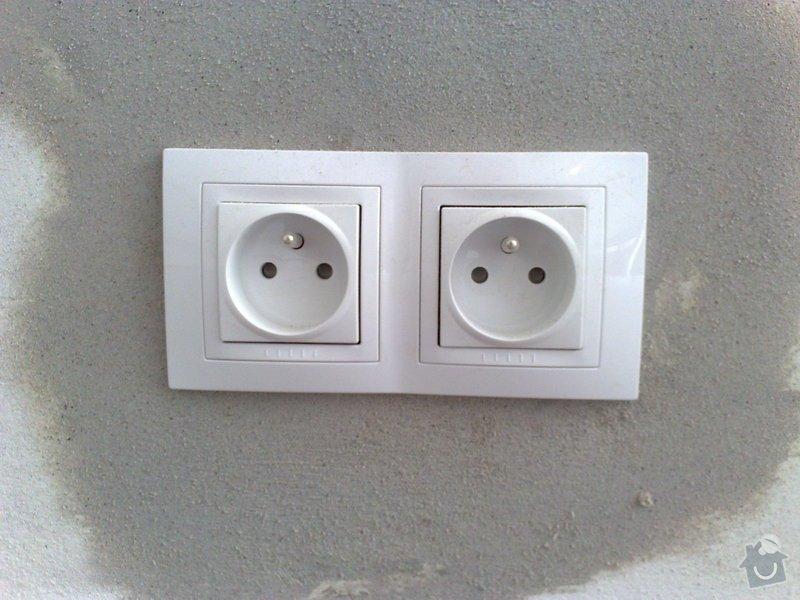 Nová elektroinstalace pro kuchyň: 006