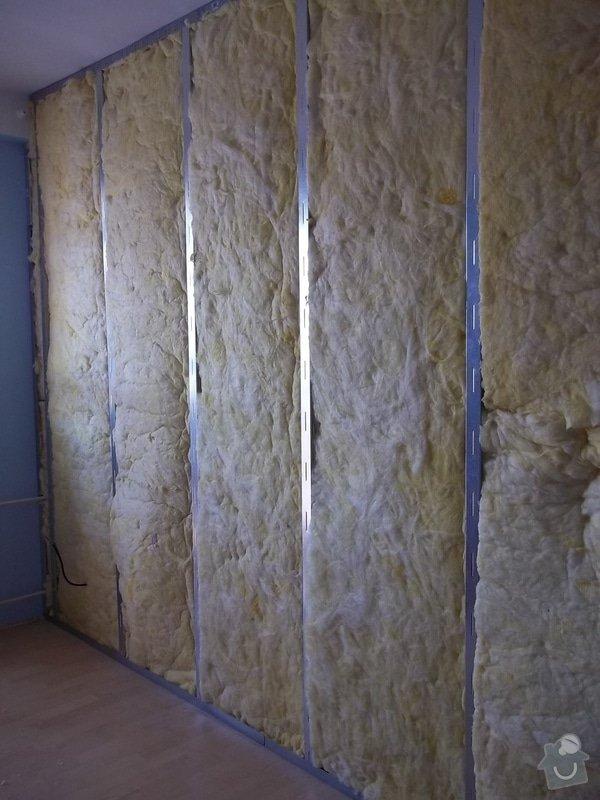Odhlučnění stěny: 104_0151