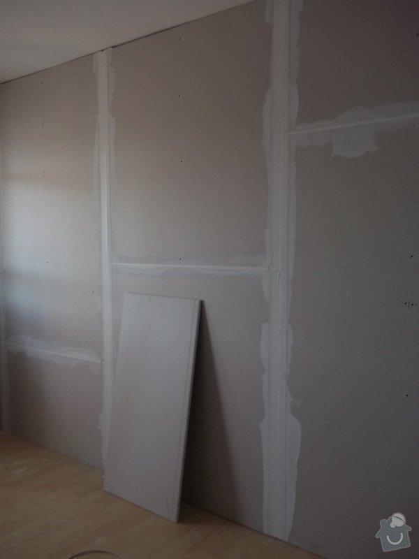 Odhlučnění stěny: 104_0153