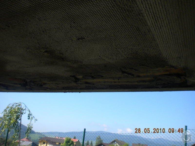 Zaizolování venkovní terasy a znovu položení dlaždic: DSCN1352