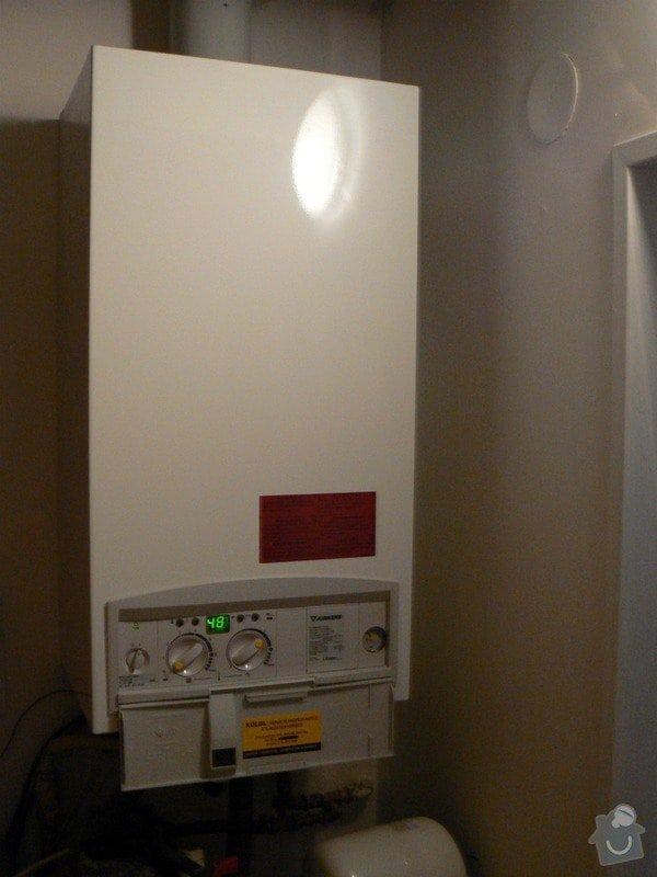 Výstavba RD - vodo-instalo, vnitřní kanalizace, topení, plyn, dodávka a montáž zařizovacích předmětů, vzduchotechnika: R_P1030208