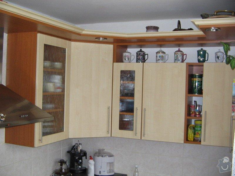 Kuchyňská linka, Rekonstrukce jádra: IMG_4703
