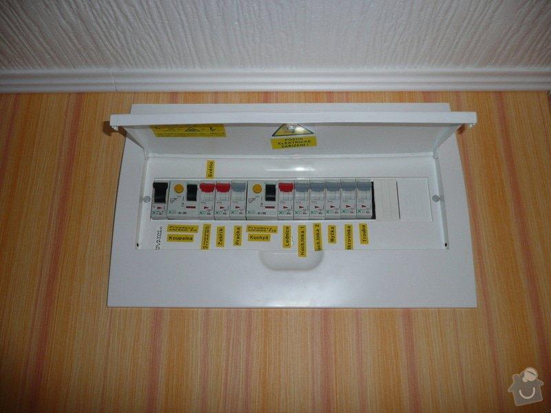 Rekonstrukce elektroinstalace bytového jádra : P1050169