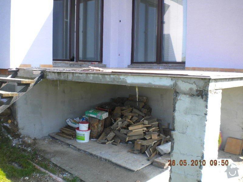 Zaizolování venkovní terasy a znovu položení dlaždic: sloupek_nat_hnout_m_m_om_tku_v_k_blu
