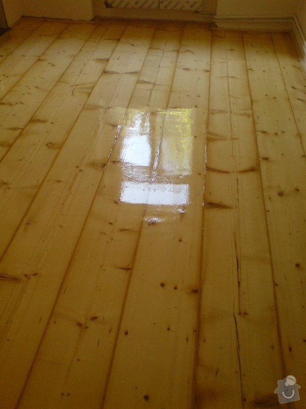 Renovace dubových parket a smrkové podlahy : DSC01774