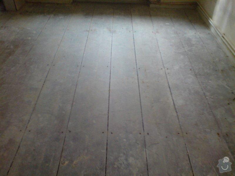 Renovace dubových parket a smrkové podlahy : DSC01743