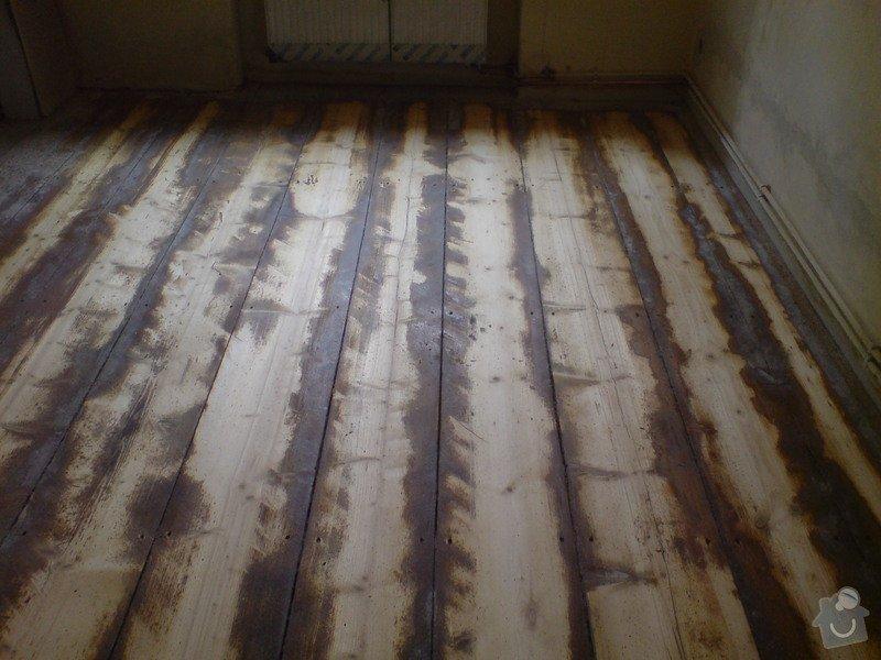 Renovace dubových parket a smrkové podlahy : DSC01744