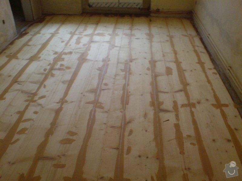 Renovace dubových parket a smrkové podlahy : DSC01750