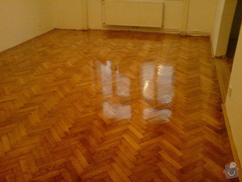 Renovace dubových parket a smrkové podlahy : DSC01865