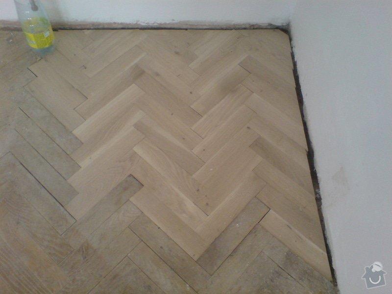 Renovace dubových parket a smrkové podlahy : DSC01840