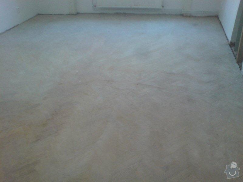 Renovace dubových parket a smrkové podlahy : DSC01841