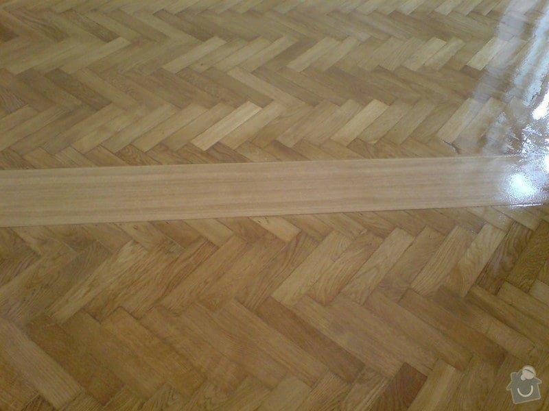 Renovace dubových parket a smrkové podlahy : DSC01867