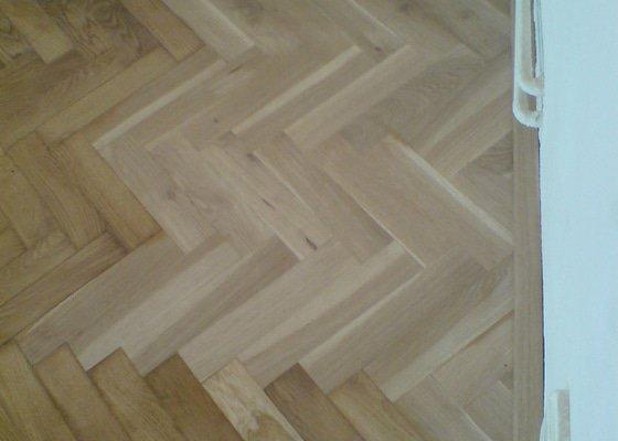 Renovace dubových parket a smrkové podlahy