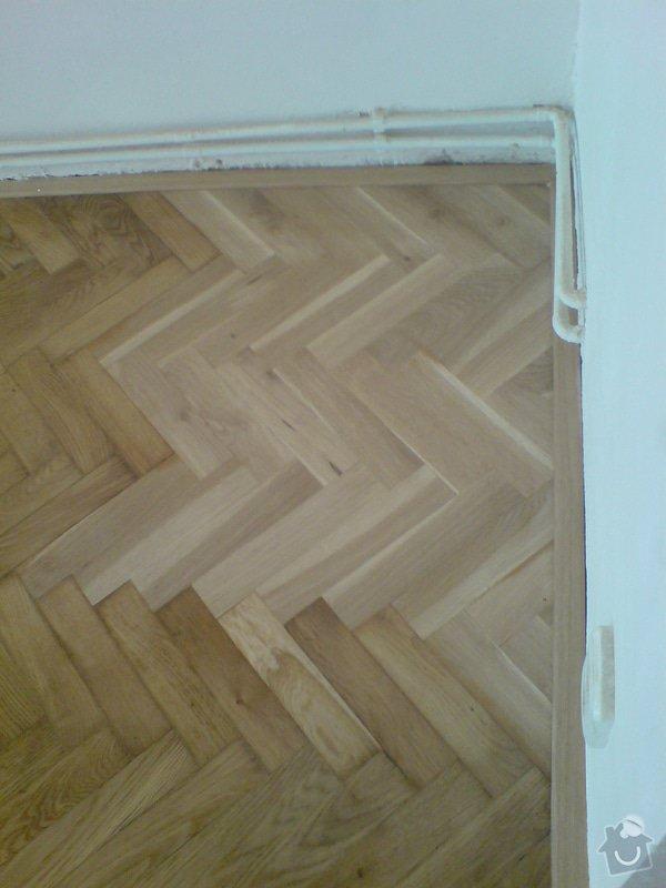 Renovace dubových parket a smrkové podlahy : DSC01870