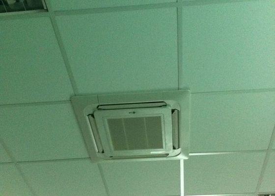 Klimatizační vzduchotechniku do celé kanceláře o rozloze 240m2